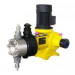 Buy cheap JYM Hydraulic diaphragm metering pump stainless steel chemical dosing pump from wholesalers