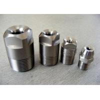 water spraying stainless steel wide angle industrial full cone nozzles