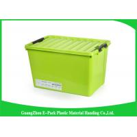 Buy cheap Light Weight Leakproof Clear Storage Boxes Moving Storage Long Service Life from wholesalers