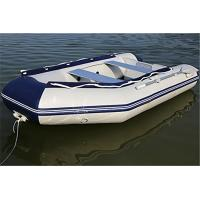 Buy cheap 2.3m Inflatable Fishing Boats With Air Deck , Lightweight Rigid Inflatable Boat from wholesalers