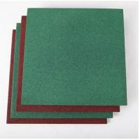 Buy cheap Outdoor Playground Rubber Safety Flooring Mat from wholesalers