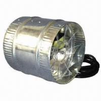 Buy cheap Hydroponics Inline Duct Ventilation Fan, Easy to Install and Transport from wholesalers