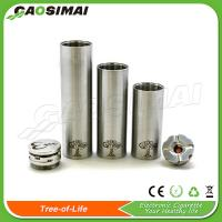 Newest full mechanical mod tree of life mod from China supplier Manufactures