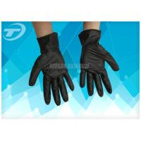 Wholesale 100%  Industrial Exam Grade Medical Disposable Gloves , Nitrile Gloves Food Safe from china suppliers