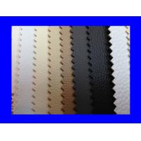 Buy cheap Waterproof 0.8mm Thickness Synthetic PVC Leather Upholstery Fabric For Sofa from wholesalers