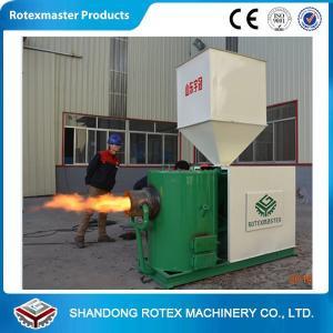 YGF-180 5.25kw Biomass Pellet Burner / Wood pellets burner for gas boiler use Manufactures