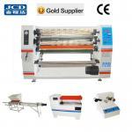 Buy cheap adhesive opp tape making machine / slitter rewinder machine set from wholesalers