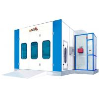 Portable Auto Spray Booths Heat Insulation , EPS Wallboard Structural WD-903