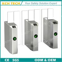 Buy cheap RS 485 House Building Facial Scanner Fast Sliding Barrier Gate for Crowd Control product
