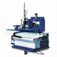 Buy cheap Automatic Finger Joint Shaper with Glue Spreader and 2.2kW Oil Pump Motor Power from wholesalers