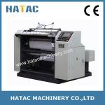 Buy cheap Cash Register Bobbin Slitting Rewinding Machine,Bank Receipt Paper Roll Making Machine,Thermal Paper Slitting Machine from wholesalers