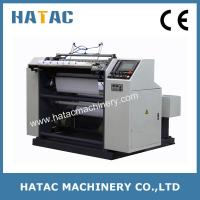 Buy cheap Thermal Paper Slitting Machine,Movie Ticket Roll Slitter Rewinder Machinery,Adhesive Label Slitting Rewinding Machine from wholesalers