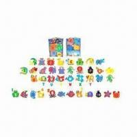 China EVA Animal Alphabet Learning Set, Customized Shapes and Colors are Welcome on sale