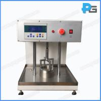 Buy cheap DIN53886 Fabric / Textile Hydrostatic Pressure Test Machine With Clamps from wholesalers