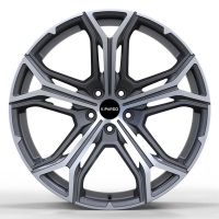 Buy cheap Land Rover Replica Truck Aluminum Alloy Car Wheel Rims 22 Inch from wholesalers