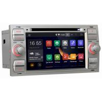 Buy cheap Ouchuangbo Android 4.4 3G Wifi DVD Playe for Ford Galaxy /Escape /Fiesta GPS Sa Nav Multim from wholesalers