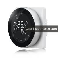 Buy cheap Hysen 16A Touch Screen Digital Electronic Wifi Thermostat for Floor Heating System by Phone from wholesalers