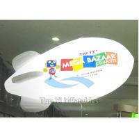 Wholesale Customized Advertising Zeppelin Helium Balloon Inflatable Flame Retardant from china suppliers