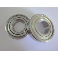 China 61800 - 2RS Thin Section Deep Groove Ball Bearings 10x19x5 Mm For Cars / Compressors on sale