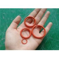 Buy cheap AS568 compression molding rubber oil seals Small rubber Silicone O Rings from wholesalers