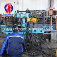 Buy cheap huaxiamaster High sensitive bottom price hot sales hydraulic tunnel drilling rig from wholesalers