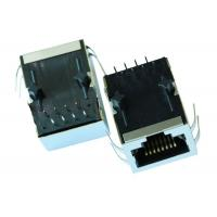 Wholesale ARJ11A-MDSN-MU2 Ethernet RJ45 Single Port Connector for 10/100 BASE-T Magnetic from china suppliers