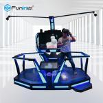 Buy cheap VR Walker 360 Treadmill Virtual Reality , Custom Multi Directional Treadmill from wholesalers