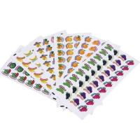 Wholesale OEM Sleep Aid Items Sniff Stickers Scented Acid Free Reward Adhesive Sticker from china suppliers