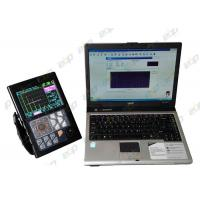Wholesale Precise Ultrasonic Non Destructive Testing Equipment With Flaw Detector Communication Software from china suppliers