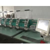 TFGN920 Needle Tajima Embroidery Machine , Tajima 6 Head Embroidery Machine Manufactures