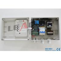 Buy cheap Single Pump Motor Control Panel , 3 Phase Mobile Operated Water Pump Starter from wholesalers