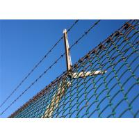 Buy cheap 25kg Galvanised Steel 1.6mm Security Barbed Wire And 1.5mm Thick Barbs Ideal from wholesalers
