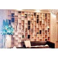 Buy cheap Home Decor Pictures Living Room Bookcase , luxury living room furniture from wholesalers