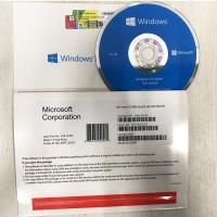 Buy cheap Software Microsoft Windows Activation Key Windows 10 Home OEM With DVD Pack from wholesalers