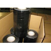 Buy cheap Black Aluminium Foil Tape For Wrapping Of Insulation Covered Pipes And Tanks from wholesalers