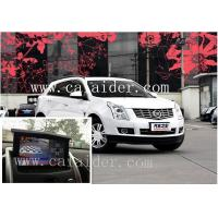 China IPAS super Wide Angle Car Backup Camera Systems Video Playback Ir For Cadillac SRX on sale