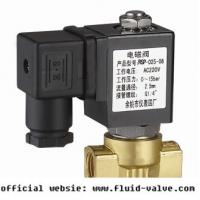1/4 inch Mini Direct Acting Electric Solenoid Water Valve Normally Closed Manufactures