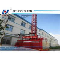 Buy cheap 4ton Rack and Pinion Construction Hoist forLifting Materials and Passengers from wholesalers