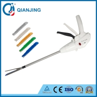 Buy cheap Endoscope instrument staplers in surgery single use laparoscopic linear stapler for laparoscope from wholesalers