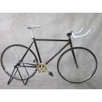 Wholesale 700*23C single speed cro-moly fixed gear bike from china suppliers