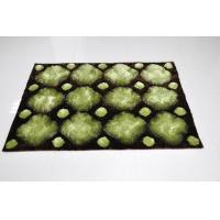 Buy cheap 3D New Design Polyester Silk Carpet Rug from wholesalers