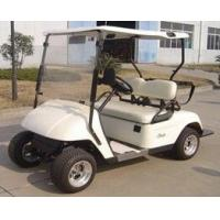 Buy cheap Eco-Friendly Two People Fully Electric Golf Carts , Trojan Battery Low Speed Electric Vehicles from wholesalers