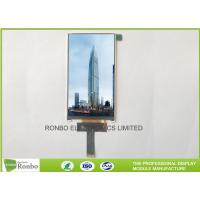 Buy cheap High Brightness 5 Inch IPS Cell Phone LCD Display Rectangle Shape MIPI Interface product