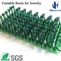 Buy cheap Printing resin for jewelry molding / castable resin UV photosensitive / Rapid Prototyping Castable Resin from wholesalers