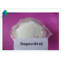 Buy cheap Safest Natural Anabolic Steroids Superdrol Powder Medicine Grade For Adult from wholesalers
