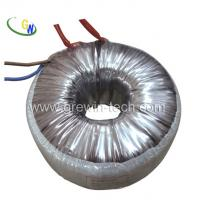 Buy cheap Core type Transformer Combined Transformer Low Frequency Toroidal Transformer for electric control from wholesalers