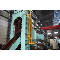 Buy cheap Strength Hydraulic Scrap Metal cutting Machine Horizontal For Waste Car from wholesalers