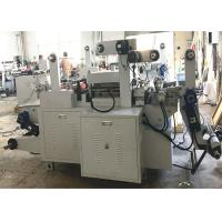 Buy cheap Roll To Sheet Label Die Cutting Machine 300*350mm Cutting Area 2.2KW Main Motor from wholesalers