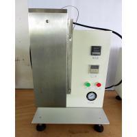 Buy cheap Lab Testing Equipment QB 2506-2001 Lens Flame Retardant Testing Machine product