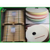 Buy cheap FDA Certificate 13MM Raw Pulp Straw Paper Material For Drinking from wholesalers